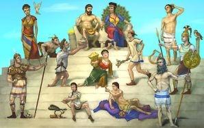 Психология: боги Олимпа