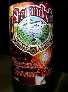 пиво со вкусом шоколода