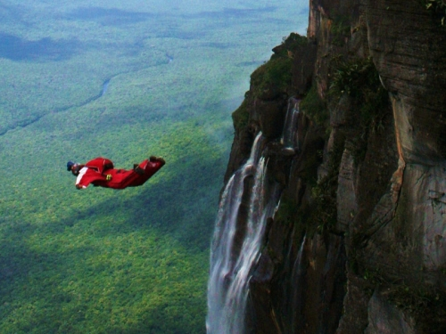 Наша планета: Самый высокий в мире водопад Анхель.
