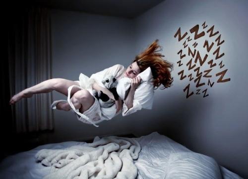 Разное: Сонный паралич